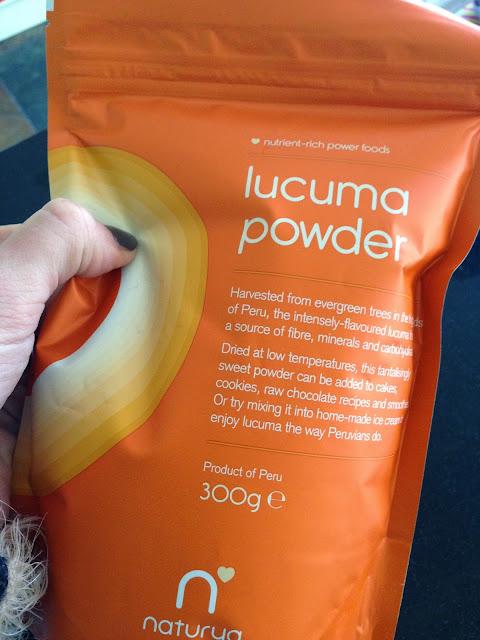 Naturya Lucuma Powder
