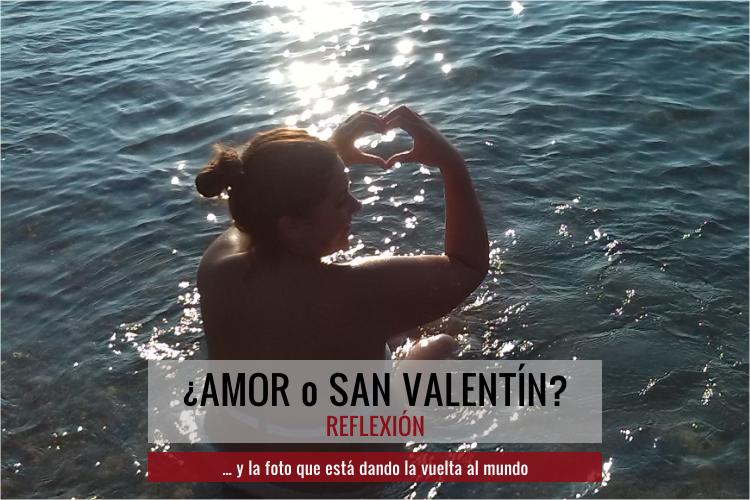 Amor, que no es lo mismo que San Valentín