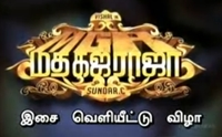 MadhaGajaRaja Audio Launch 24-08-2013 Captain Tv News