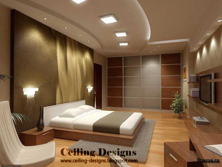 Home interior designs cheap fall ceiling designs catalog for Interior design bedroom ceiling