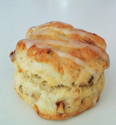 Nut & Berry Scones Recipe