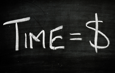 time is money, Beginilah cara orang kaya berkerja