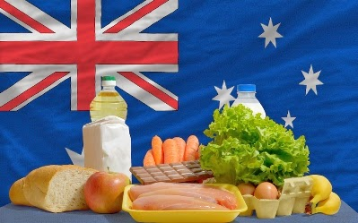 What is the most popular foods in australia about for Australian cuisine list