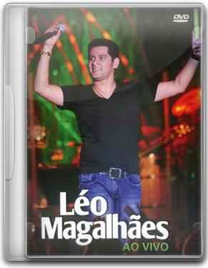 Capa Leo Magalhães   Ao Vivo   DVDRip (2011)