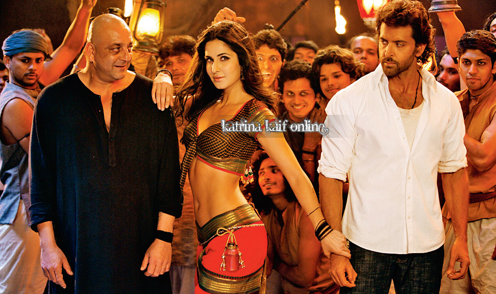 Katrina Kaif Unseen Agneepath Wallpaper - Sanjay &amp; Hrithik