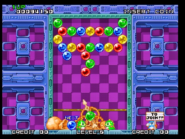 Free Download Games Puzzle Bobble And Play In Computer And Android