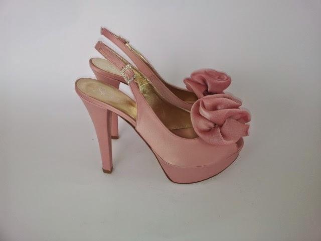 Zapatos de novia de colección