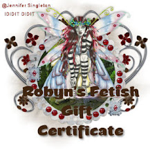 Robyn's Fetish Gift Certificate