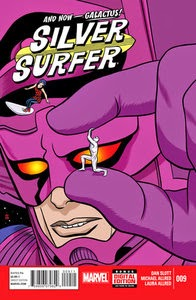 Silver Surfer 009 (CBR)