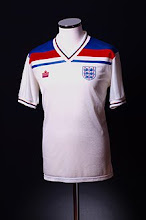 1980-83 England Home Shirt