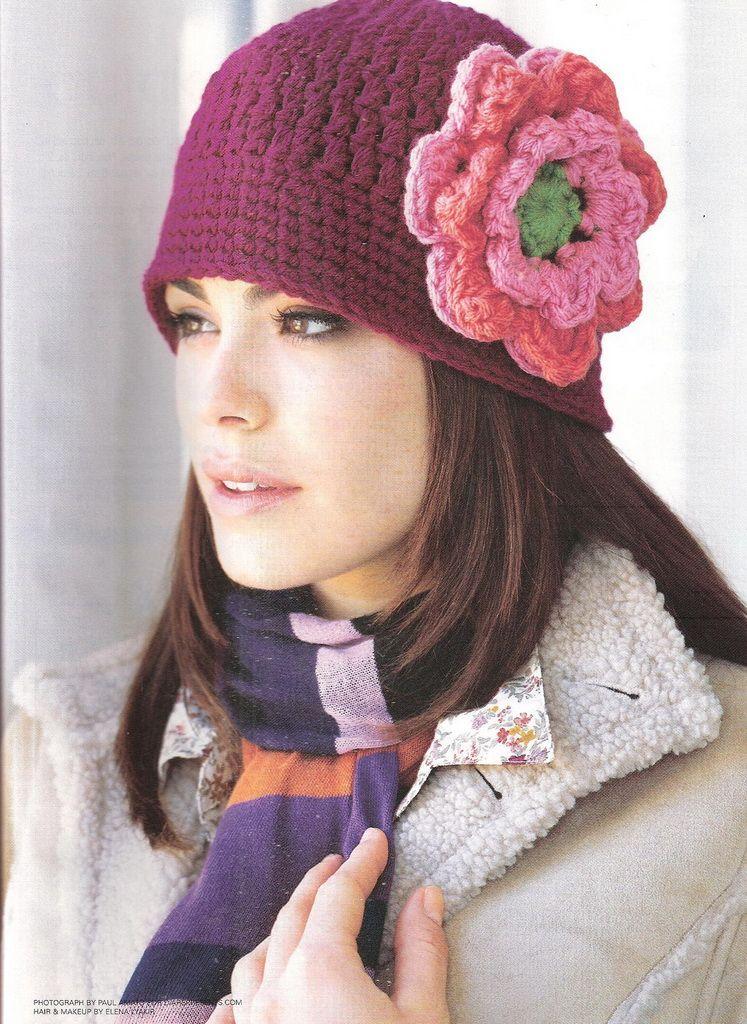 Gorro En Crochet