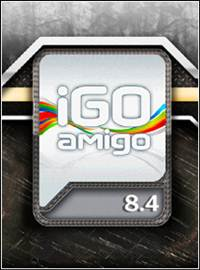 GPS iGO AMIGO Atualizado Dezembro de 2012