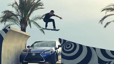 Lexus hoverboard Adiccion Web
