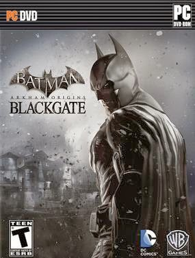 Game Batman Arkham Origins Blackgate Full Version