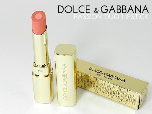 Dolce and Gabbana Passion Duo Lipstick