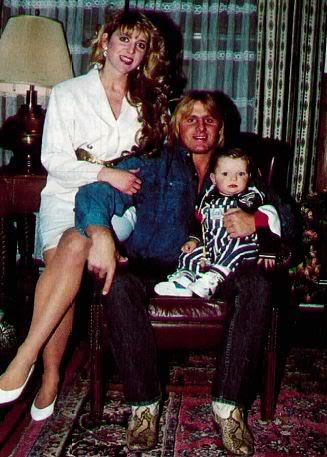 Oje Martha Owen Foundation WWF Hart Family Bret Stu Hart
