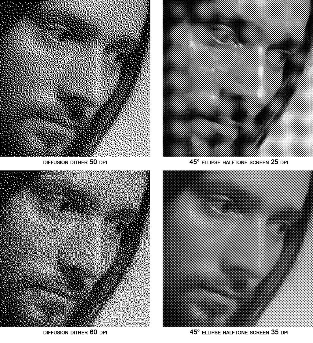 Line Art Vs Halftone : Halftone screen printing imgkid the image kid