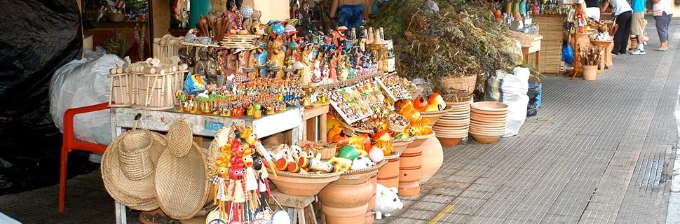 Armario Para Banheiro Com Cuba ~ SERGIPE EM FOTOS Artesanato, no Mercado Municipal de Aracaju