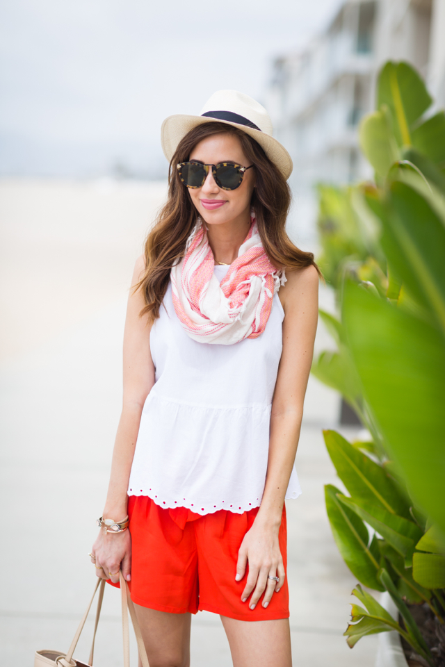 easy vacation style outfit M Loves M @marmar