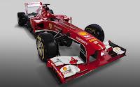 Ferrari F138 2013 Front Side 2