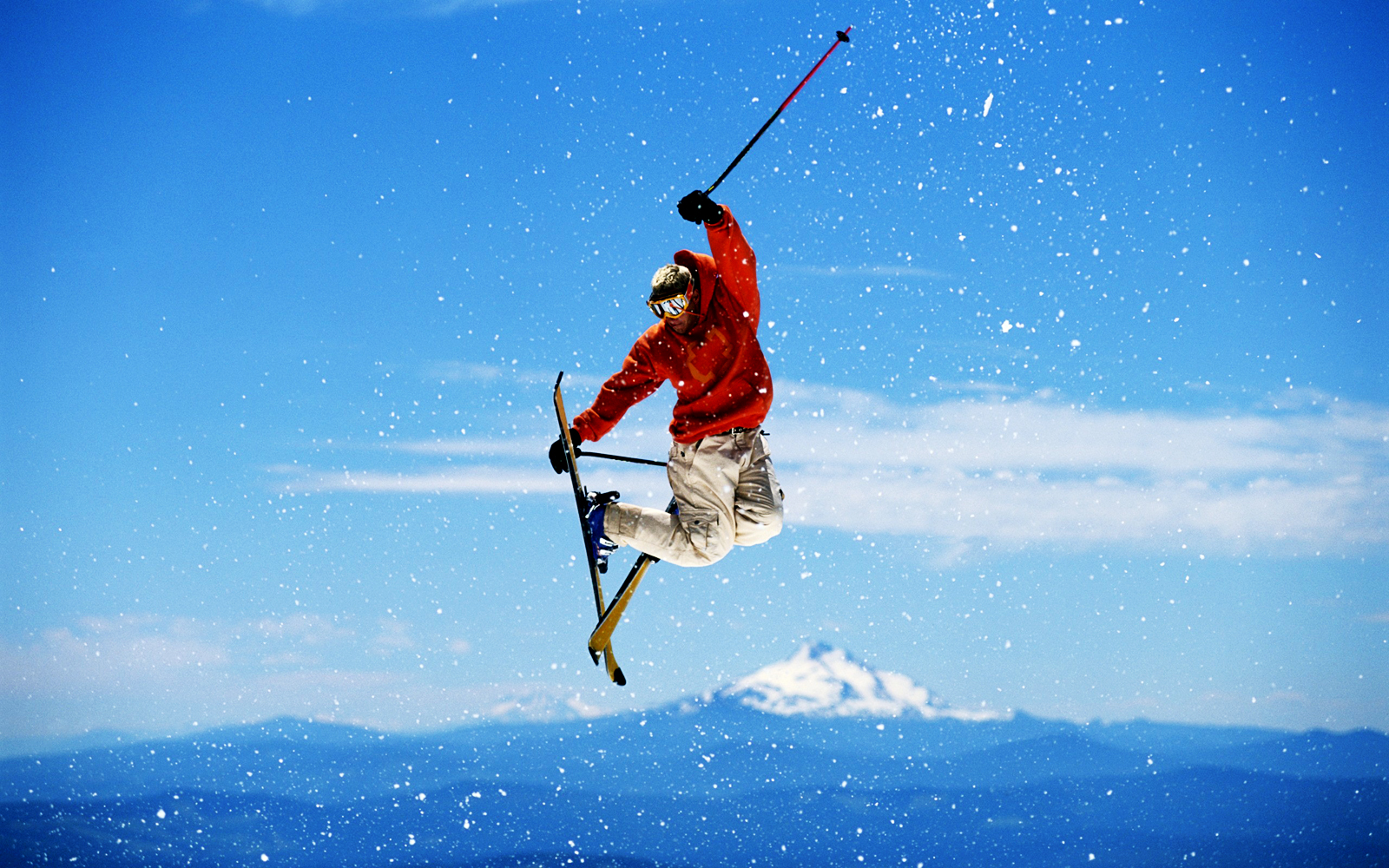 Skiing Winter Sports HD Wallpapers