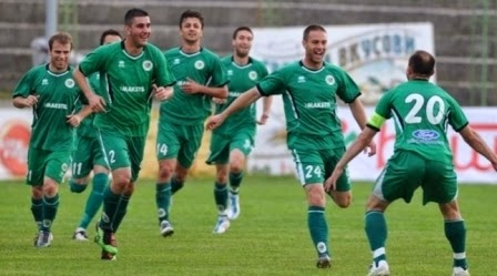 Metalurg Skopje vs FK Zeljeznicar Sarajevo