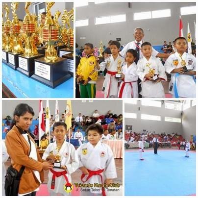 Bulu Tangkis dan Karate SDMT ke Jawa Timur