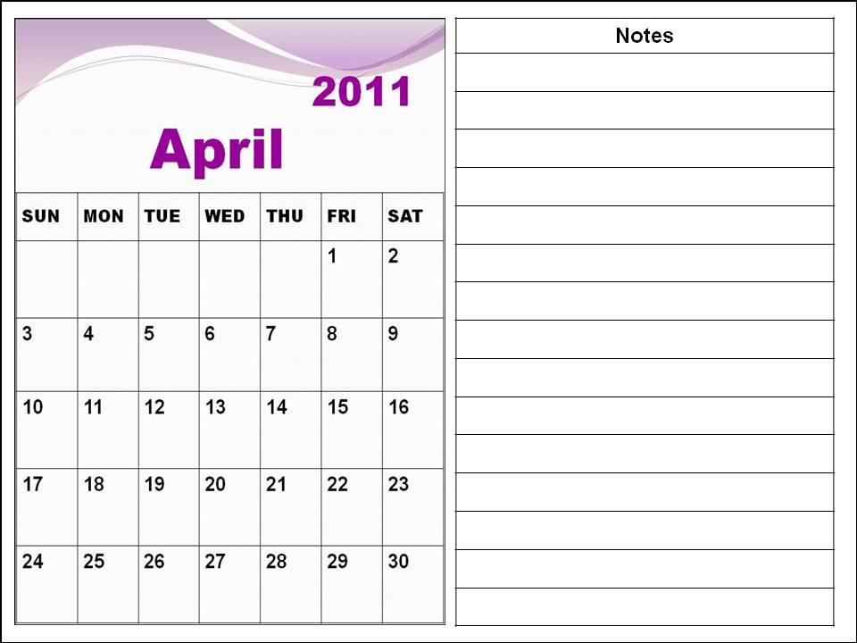 blank calendar april 2011. Blank+2011+calendar+april