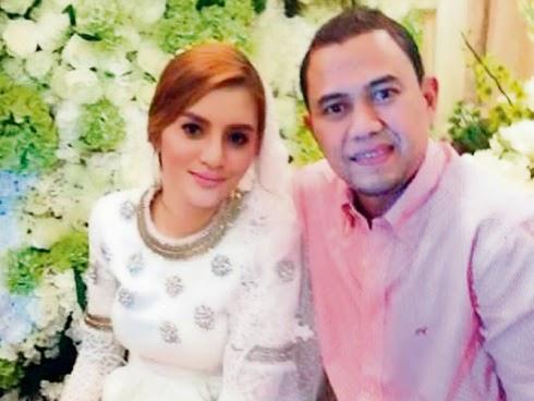 Hanez Suraya berkahwin