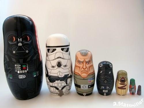 02-Darth-Vader-Stormtrooper-Grand-Moff-Tarkin-Tie-Fighter-Pilot-Tusken-Raider-Greedo-Jawa-Matreshka-Matryoshka-Andy-Stattmiller-Nesting-Dolls-www-designstack-co