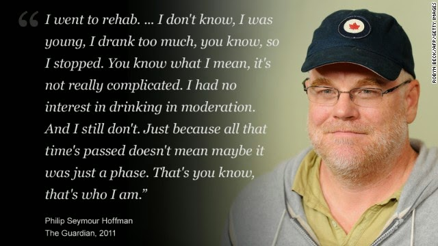 Philip Seymour Hoffman 60 Minutes Candid Interview