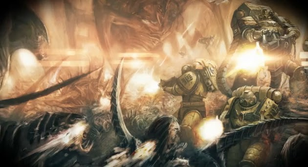 Tyranids and Breaking the Bonds of the FOC