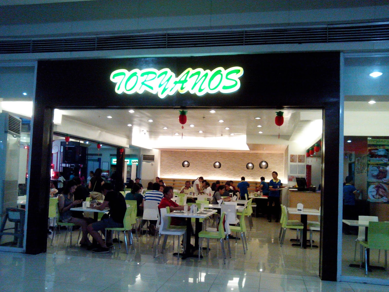 Toryano's Chicken Haus...