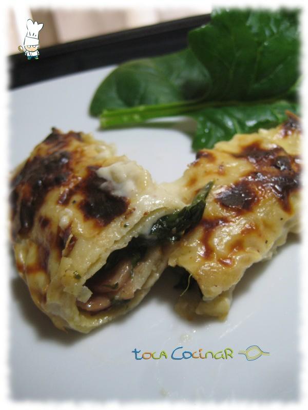 Toca cocinar qu hago crepes de espinacas for Cocinar espinacas