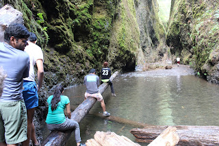 Discover Outdoors Oneonta Falls, Oregon