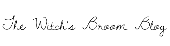 The Witch's Broom Blog