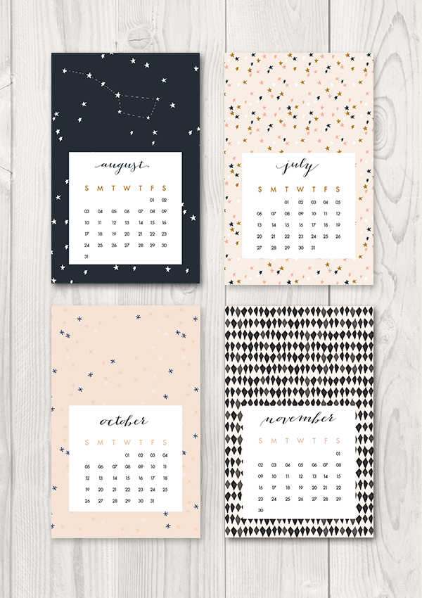 http://www.ohthelovelythings.com/2013/12/free-printable-2014-calendar.html