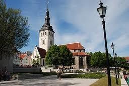 Iglesia de San Nicolás de Tallín