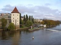 Manes Bridge Prague