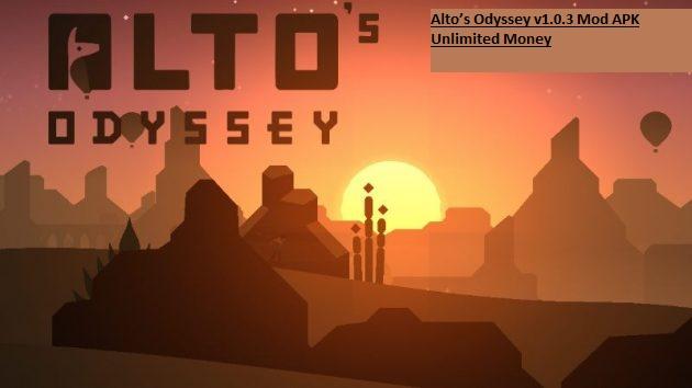 Alto's Odyssey v1.0.3 Mod APK Unlimited Money