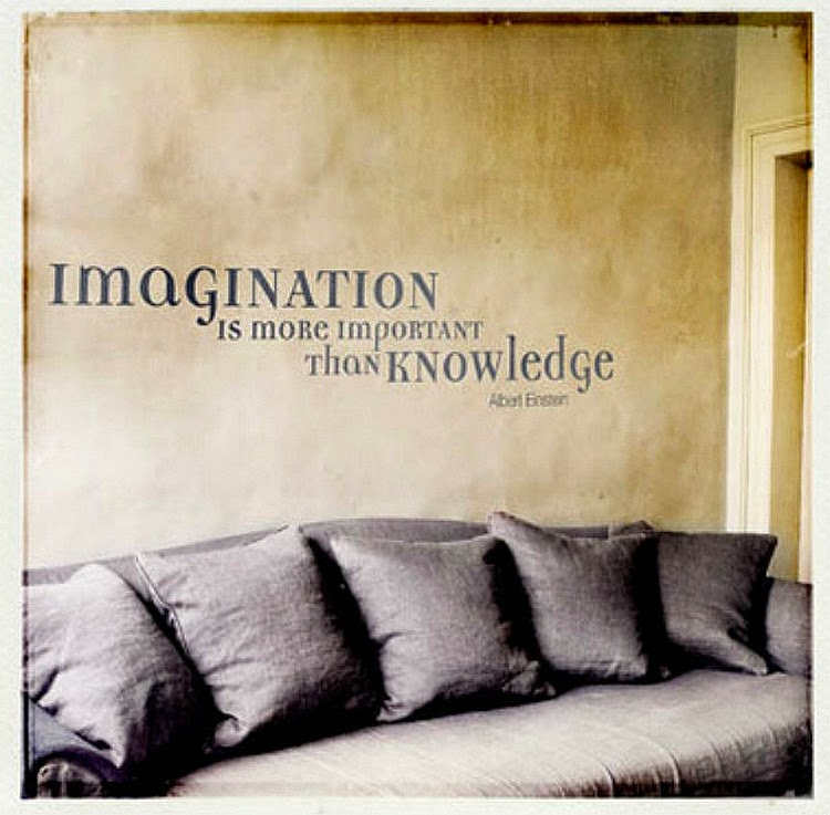 essay imagination knowledge