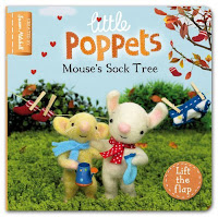 Little Poppets Mouse&#39;s Sock Tree