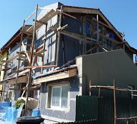 Firma Constructii Bucuresti, Reabilitare Termica, Polistiren Austrotherm Grafitat, Aplicare Tencuiala Decorativa Baumit, TRANSPORT GRATUIT