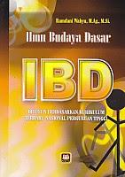 toko buku rahma: buku ILMU BUDAYA DASAR, pengarang ramdani wahyu, penerbit pustaka setia