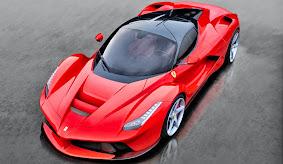 Foto dan Gambar Mobil Sport Ferrari LaFerrari_2