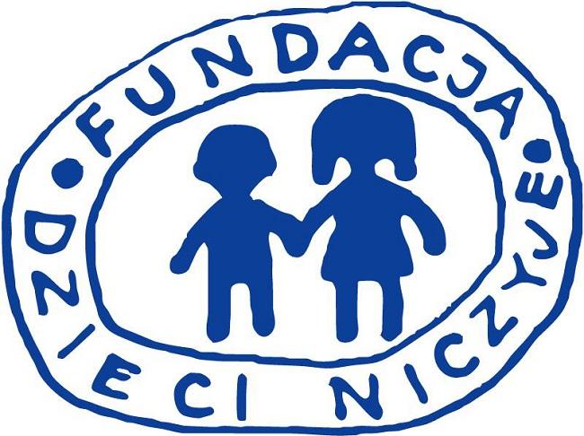 Logo Fundacji Dzieci Niczyje