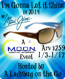 Signup for the I'm Gonna Let it Shine Blogger Opp for sunglasses. Sign ups close 12/31.