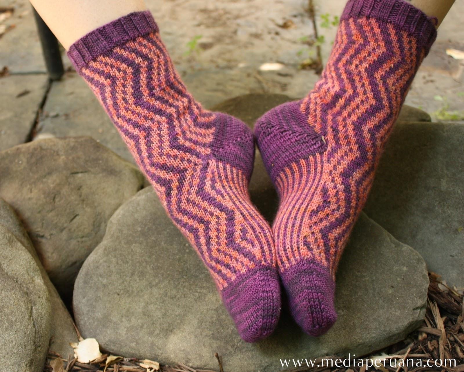 Volteado socks