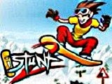 juego flash de snowboard