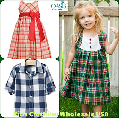 Oasis kids clothing how to dress up your kids with for Types of flannel shirts
